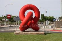 Kreisel bei Alcudia