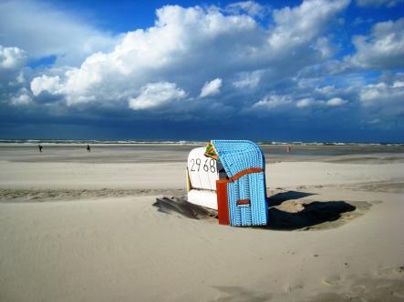 Stillleben am Strand