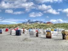 Kurhaus vom Strand