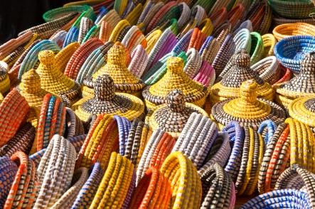 Auf dem Markt von Artà