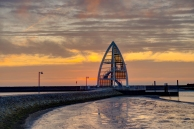 Seebrücke am Anleger